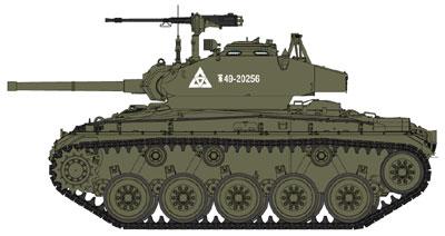 M24軽戦車の画像 p1_1