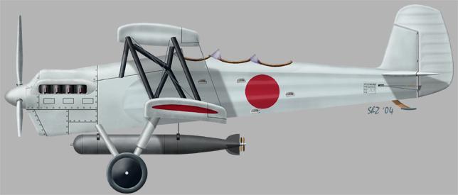 1/72 愛知 七試艦上攻撃機 (AB-8...