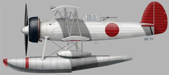 1/72 愛知 八試水上偵察機 [E8A1...