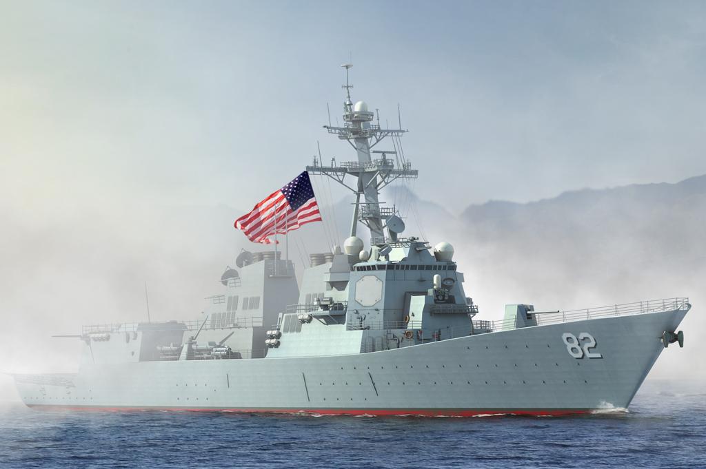 アメリカ海軍 駆逐艦ラッセン DDG-82 (HOBBY BOSS) HOBBY BOSS &g