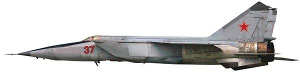 MiG 25 (航空機)の画像 p1_1