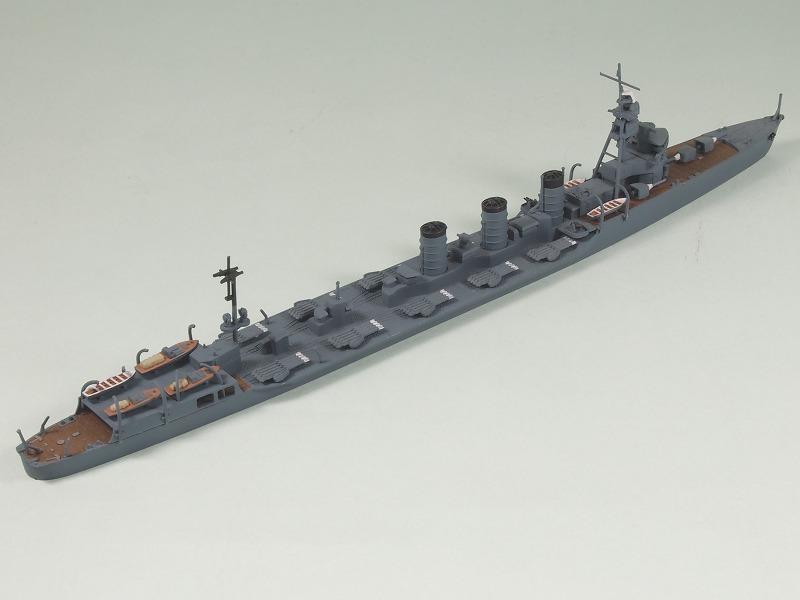 1/700 日本海軍 重雷装艦 北上 [...