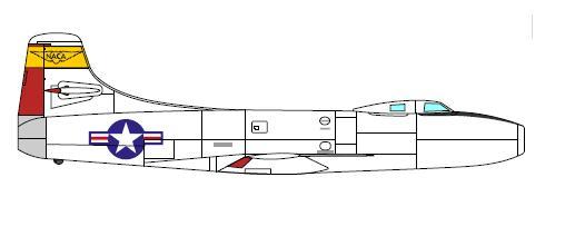 1/48 D-558-I スカイストリーク ...