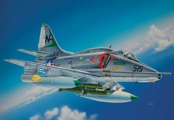 1/48 A-4 E/F/G スカイホーク A-4 E/F/G Sky... 4 E/F/G ス