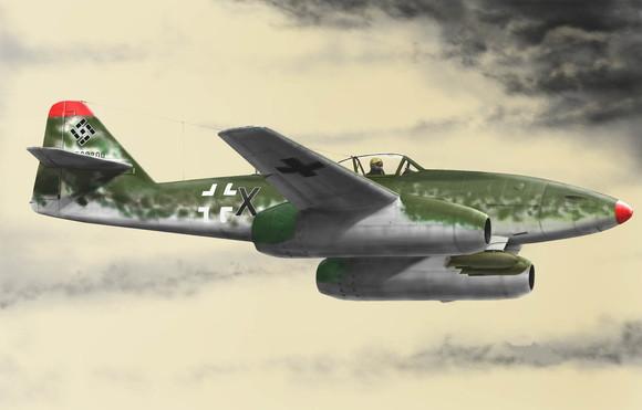 メッサーシュミット Me262の画像 p1_16