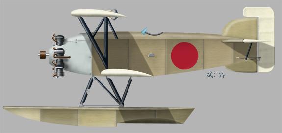 1/72 二式単座水上偵察機 (HD 26 ジュピターエンジン) [A102 ...
