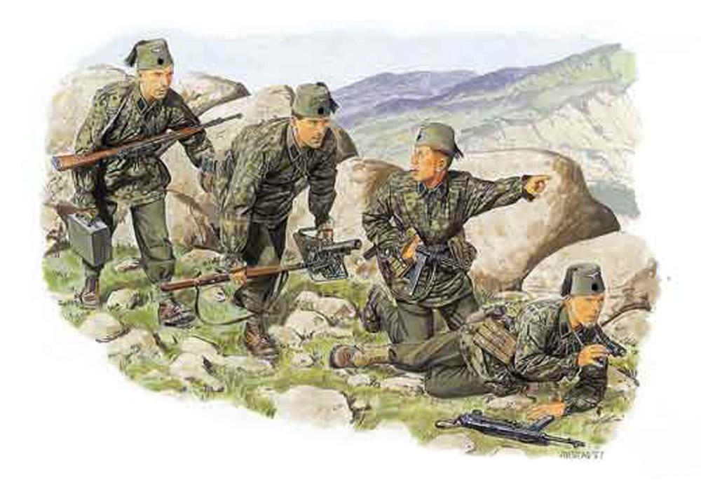 第23SS武装山岳師団 - 23rd Waffen Mountain Division of the SS Kama ...