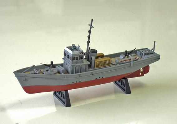 1/350 日本海軍 駆潜特務艇 第1号型 (2 隻入り) [SMP3501] - 3,344 ...
