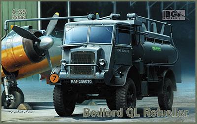予約する】 1/35 英・ベッドフォードQL3トン4輪駆動給油トラック ...
