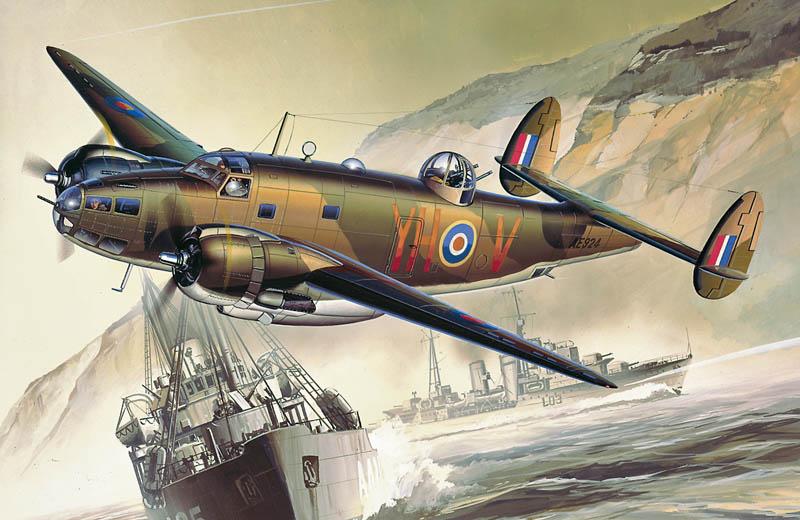1/72 WW.II PV-1 ベンチュラII イギリス空軍/カナダ空軍 [MC11661 ...